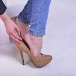 足が痛い外反母趾になりやすい靴をチェック!その履物大丈夫?